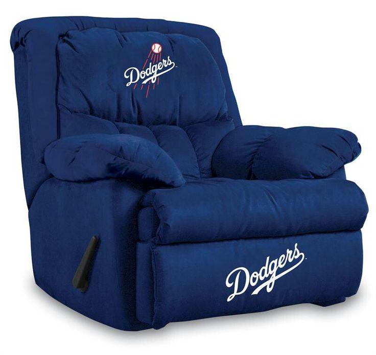 Dodgers Recliner