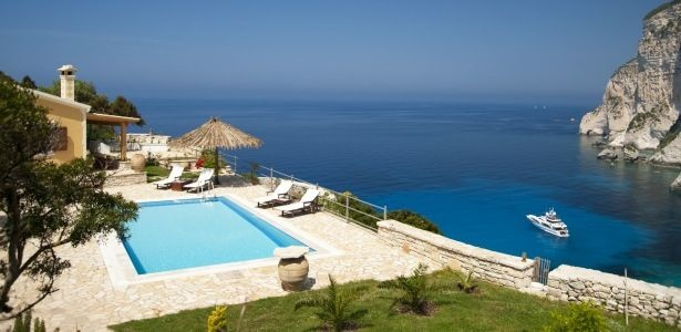 erimitis bay house, paxos, greece - holiday rental