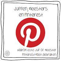 Waarom alle juffen en meesters Pinterest moeten gebruiken!
