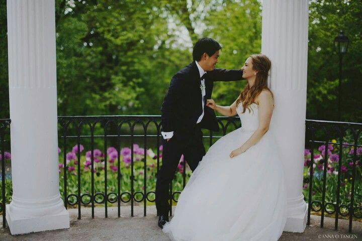 Wedding photos I did earlier this summer. #dream #wedding #dress #bride #summer #flowers #love #romantic