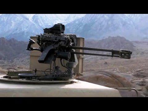 ▶ General Dynamics Ordnance & Tactical Systems - GAU-19/B .50 Cal Gatling Gun [480p] - YouTube