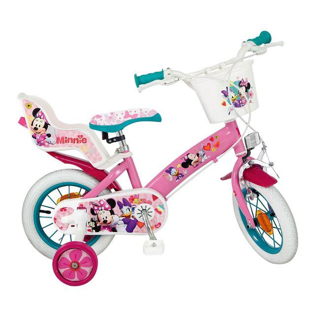 Bicicleta Minnie Disney 12 Toim Bicicleta Minnie Asientos De Coche De Bebé Minnie Mouse