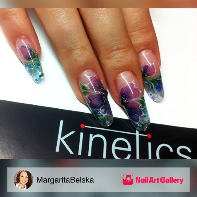 16 best Nails images on Pinterest | Nails magazine, Nail art ...