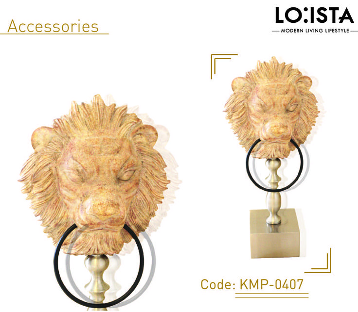 "Accesories ""Lion""  from Loista.."