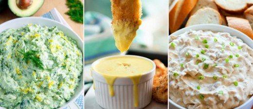Mit den richtigen Dips und Soßen verwandelt ihr leckere Speisen zu kulinarischen Hochgenüssen - zu jeder Gelegenheit.
