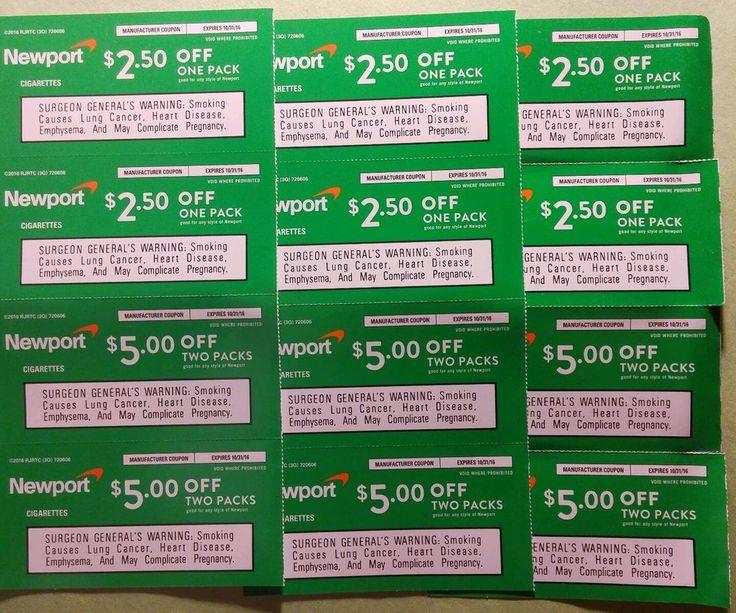 44 best cigarettes coupon images on pinterest