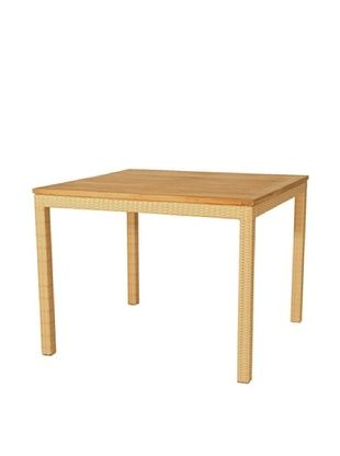 31% OFF Palecek Al Fresco Dining Table, Natural