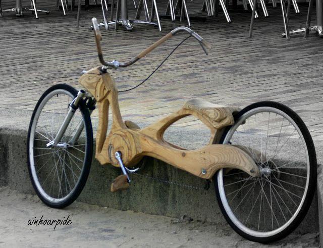 Miercoles Mudo: Una Bici Original
