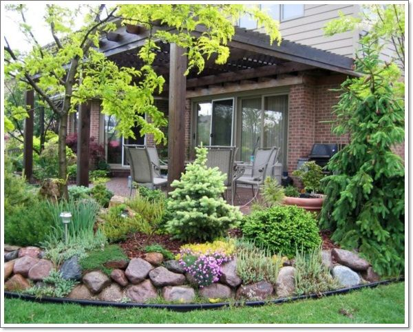 Beautiful Garden Design best 25+ rock garden design ideas on pinterest | yard design