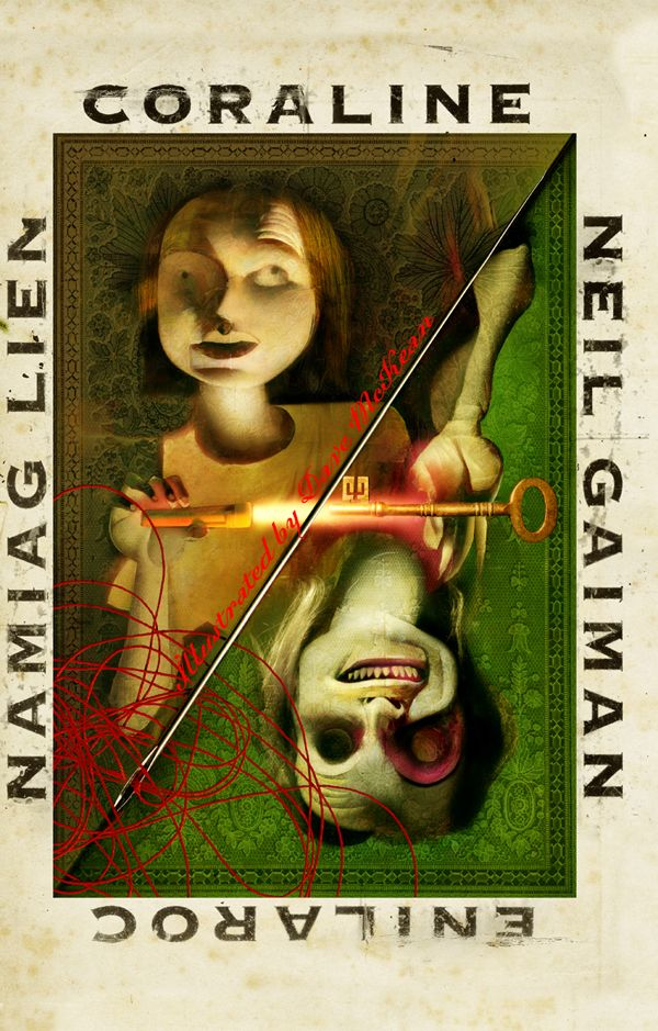 childrens - Dave Mckean