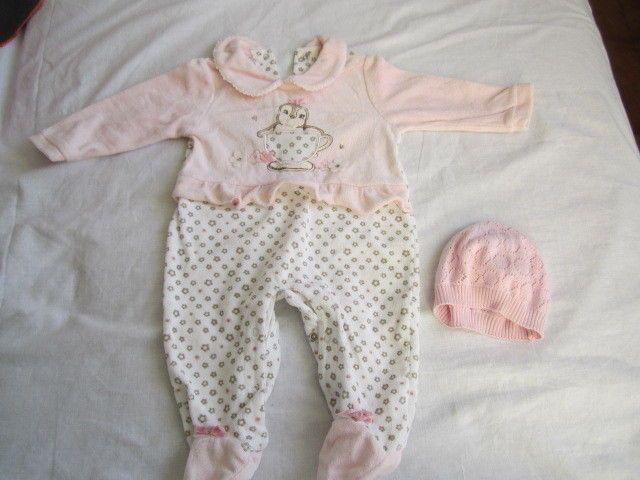 pagliaccetto in cotone morbido per bimba di 6 mesi