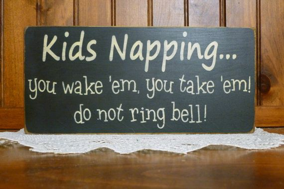 I think I might buy this one!: Ideas, Signs, Stuff, Quote, Funny, Kids Napping, Baby