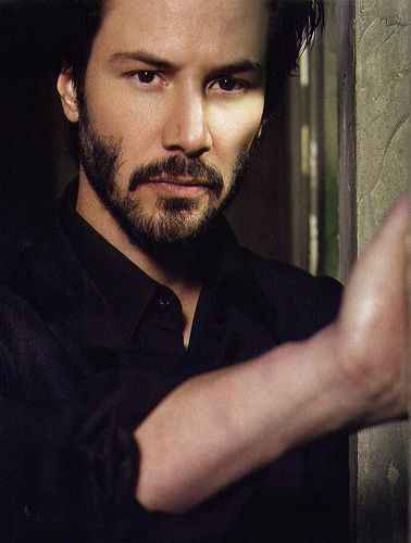 Keanu Reeves, the Tao of Sexy | Flickr - Photo Sharing!