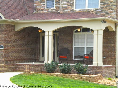 Home Plans With Front Porches