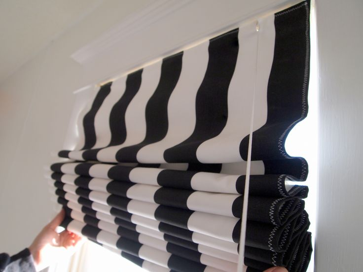 DIY Roman Shades ~ using your existing mini-blinds! {Sawdust and Embryos}