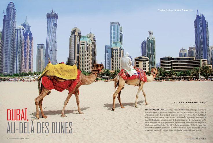 Dubaï, au-delà des dunes