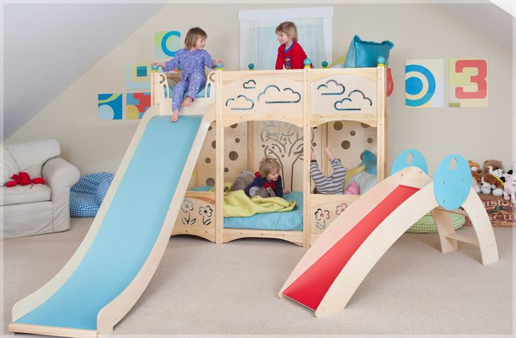 jungle gym | Cool Cribs