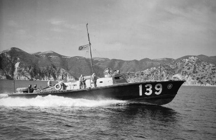 retrowar: High Speed Launch of British Air / Sea Rescue Unit