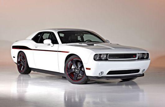 2014 Dodge Challenger R/T Redline.
