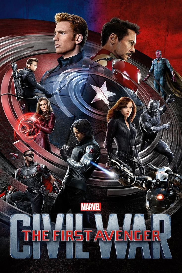 The First Avenger Civil War Streamcloud