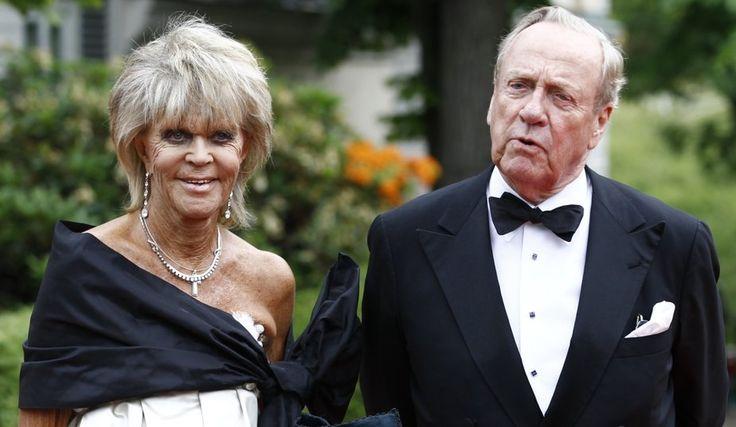 Prince Johann Georg of Hohenzollern& Princess Birgitta of Sweden