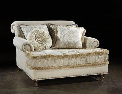 Paul Robert Furniture 341 17 MACKENZIE Chaise C