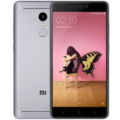 Just US$215.97, buy Xiaomi Redmi Note 4X 4G Phablet online shopping at GearBest.com Mobile.
