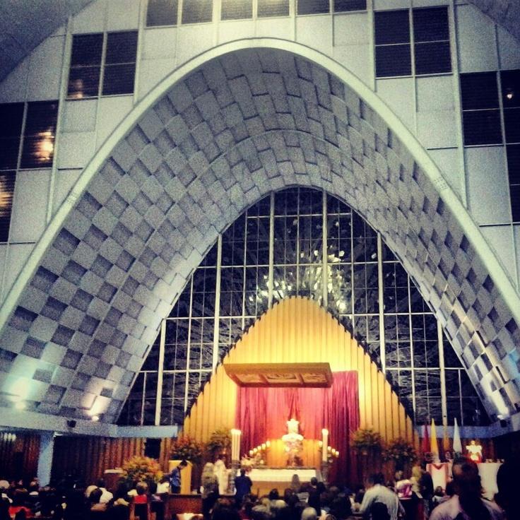 Templo UPB, Medellin