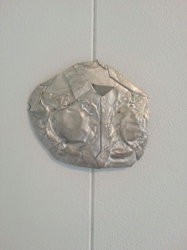 Gillian Deery silver brooch