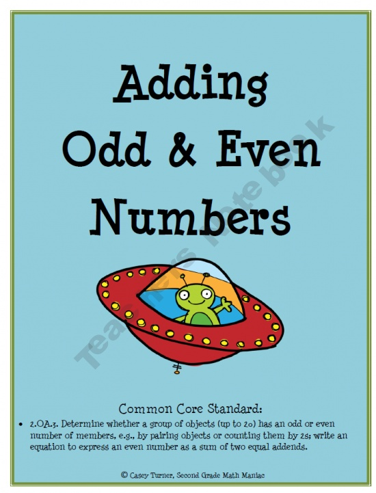 159 best Math-Odd and Even Numbers images on Pinterest | Teaching ...