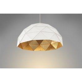 Sun Chandelier Gold Plated Stainless Steel - http://www.shop.adamlamp.com