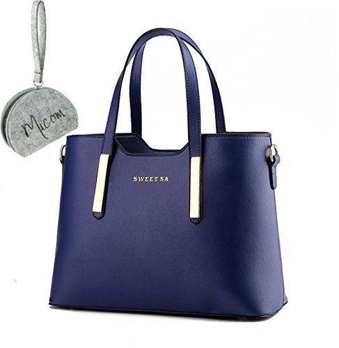 VIDA Foldaway Tote - Sapphire Stylish Hand Bag by VIDA fiEB6DsS