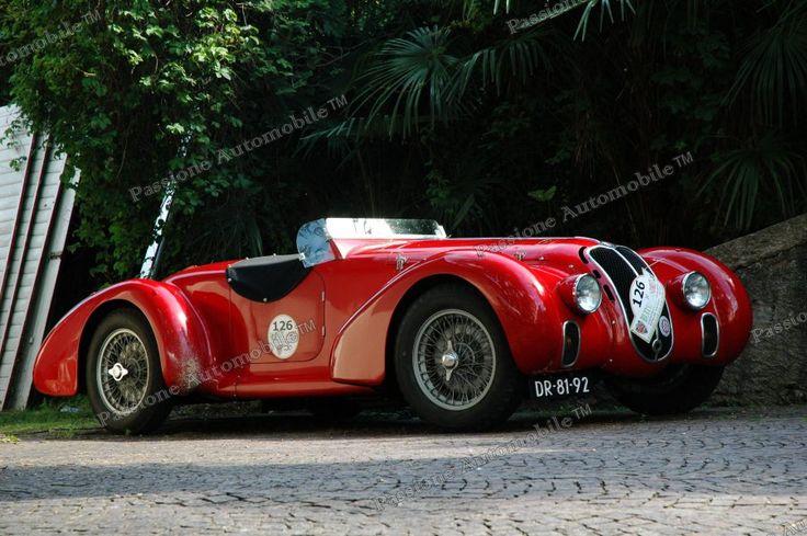 Alfa Romeo 6c 2500 Super Sport Corsa More Alfa Romeo 6c 2500 Romeo 6c