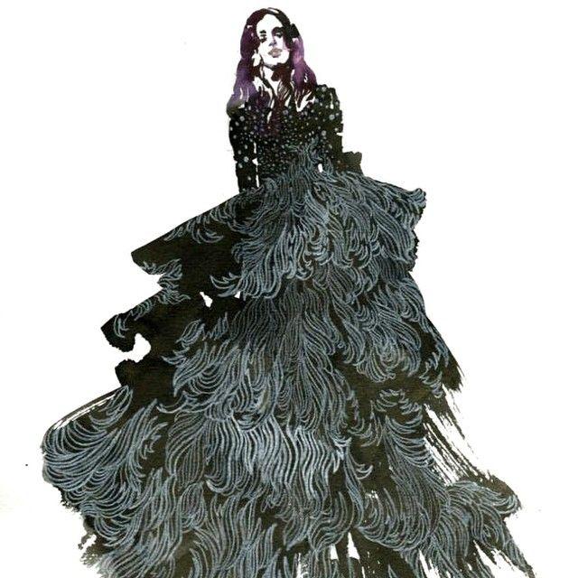 #annahalarewicz #fashionwork #fashionillustrator #fashionillustration #fashion #drawing #drawadot #dailyart #workinprogress #love