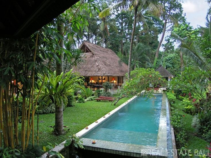 An oasis of tranquility, villa for sale in Ubud area