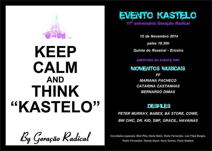 A DR.KID vai fazer parte do mega evento solidário de angariação de fundos para o Kastelo.