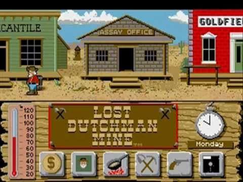 ▶ Zagrajmy w Lost Dutchman Mine cz.1 (Odcinek rodzinny) - YouTube