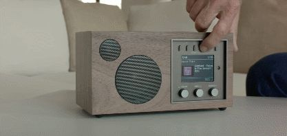 Solo HiFi Music System with WiFi & Bluetooth