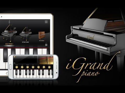 IK Multimedia releases iGrand Piano and iLectric Piano for Android | Gearjunkies.com