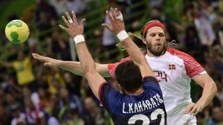 La France passe à côté d'une 3ème médaille d'or