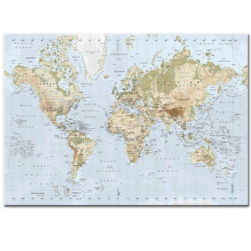 The 25 best ikea premiar ideas on pinterest ikea canvas ikea new ikea premiar world map picture with framecanvas large 55 x 78 inches ikea gumiabroncs Choice Image