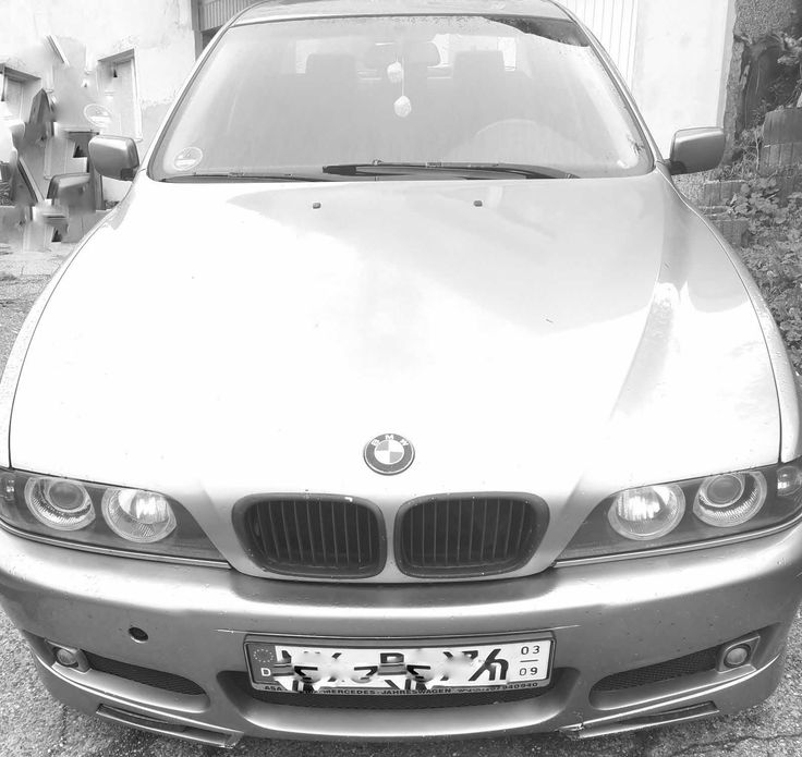BMW 520i   Tuning e 39, Sport, Gewindefahrwerk, TÜV 06/18,