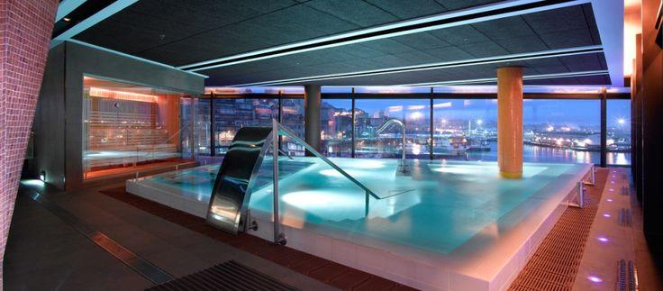 58 best gym design images on pinterest gym - Metropolitan spa madrid ...