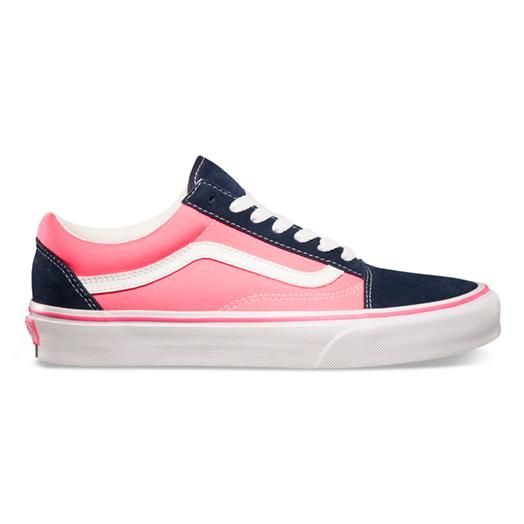 See how others are styling the vans old skool womens dress blues neon pink.  Check if your friends own the product and find other recommended products  to ...