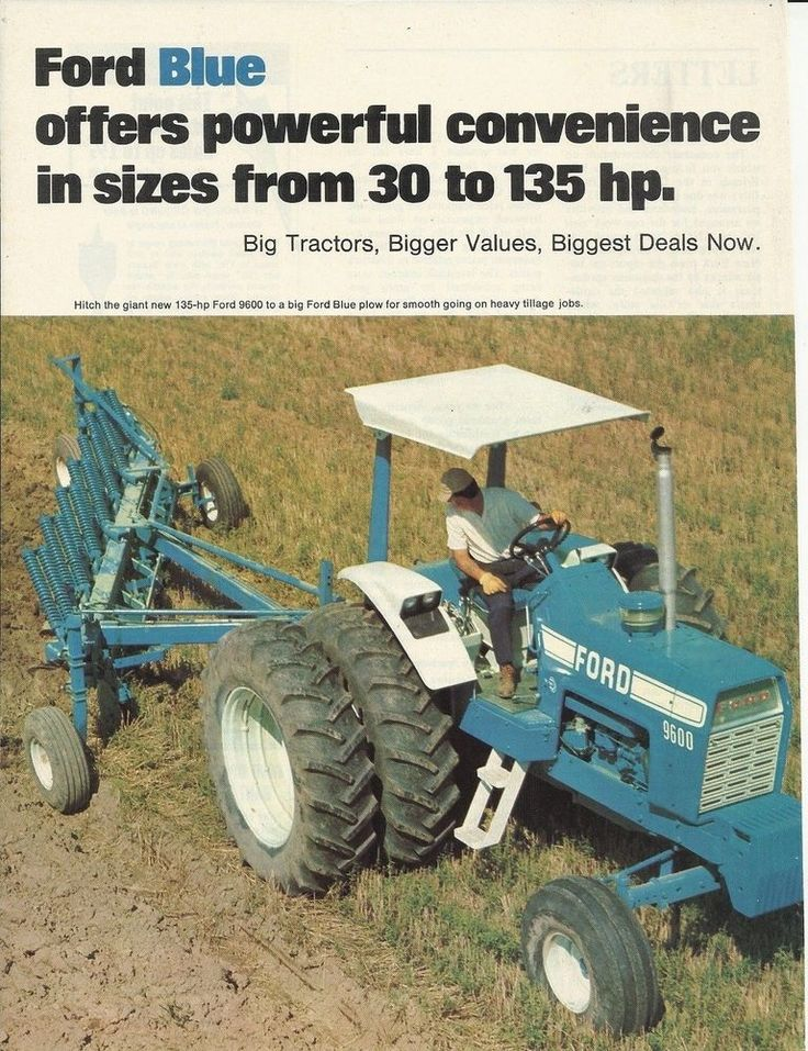 1973 Ford Tractor 5000 Parts : Best tractors images on pinterest