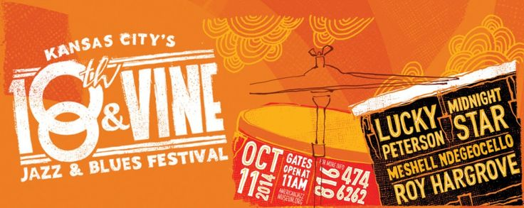 Calling all music lovers, in particular those that can't get enough jazz & blues...Don't miss Kansas City's 18th & Vine Jazz & Blues Festival, coming up October 11th!  #KC #ThingsToDo #Jazz #Blues #MusicFestival
