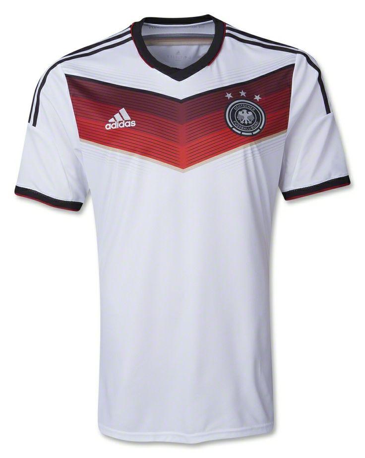 Camisola Alemania para el Mundial