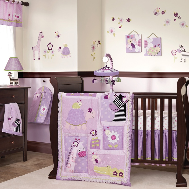 Best Adorable Crib Sets Images On Pinterest Crib Sets Babies - Baby girl zebra crib bedding sets