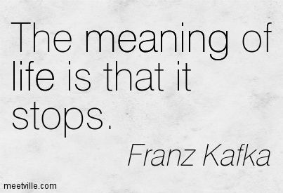 franz kafka quotes - Google Search