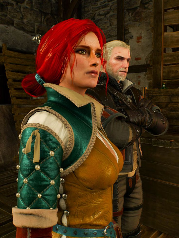 Triss Merigold (all spoilers) - Page 391